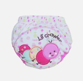 Diapering - Cartoon Animal Cotton Baby Reusable Diaper