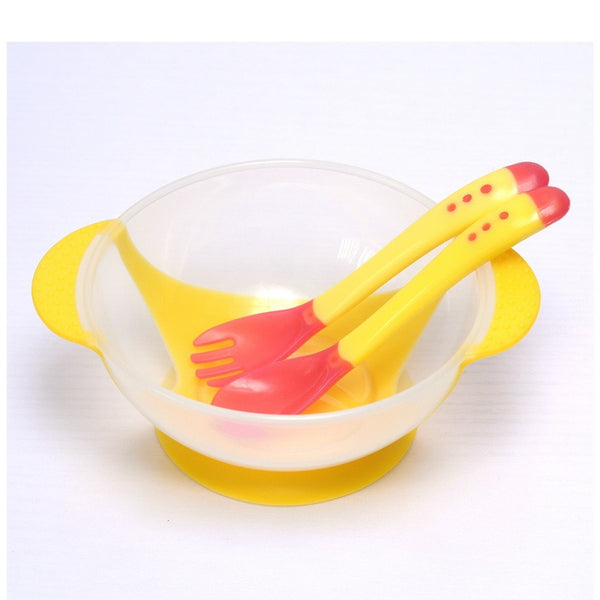 Feeding - Baby Learning Dishes, 3-piece Set
