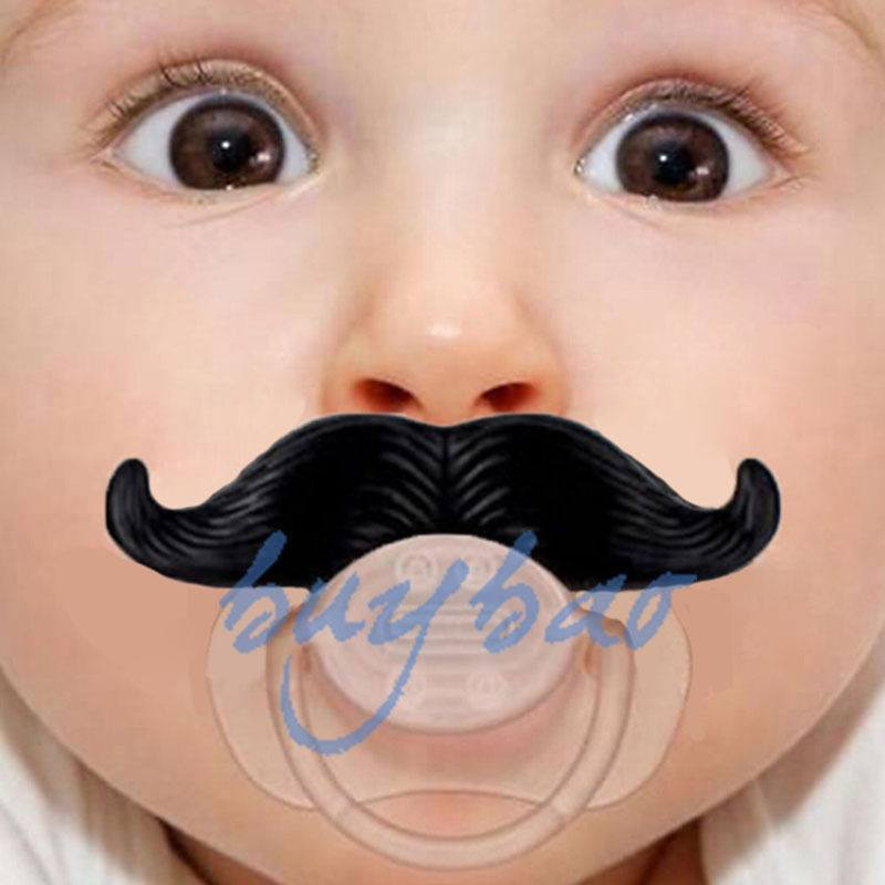 Feeding - Funny Gag Silicone Baby Pacifiers