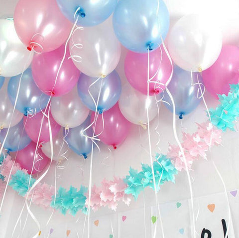 Festive & Party Supplies - 10 Inch Latex Balloons