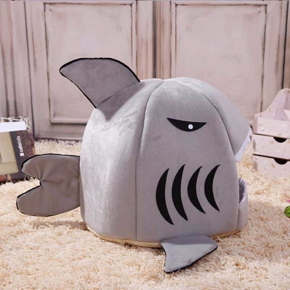 Shark Bed for Pets