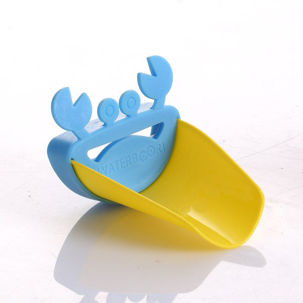 Health & Grooming - Crab Faucet Extender For Kids