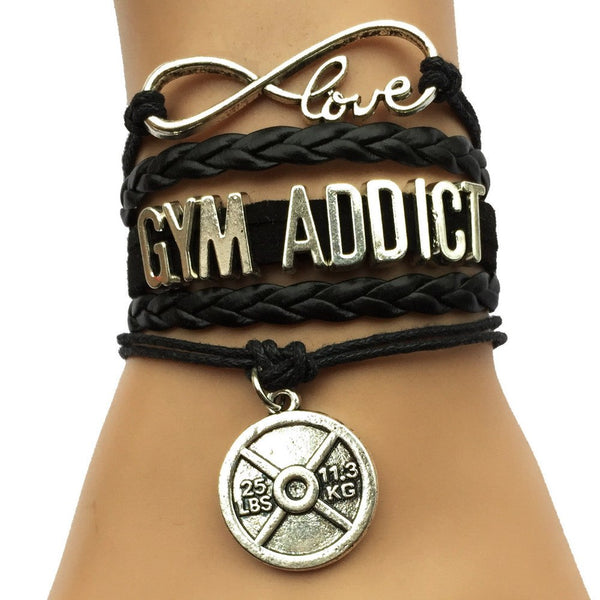 Jewellery - EXCLUSIVE OFFER! Gym Addict Bracelet