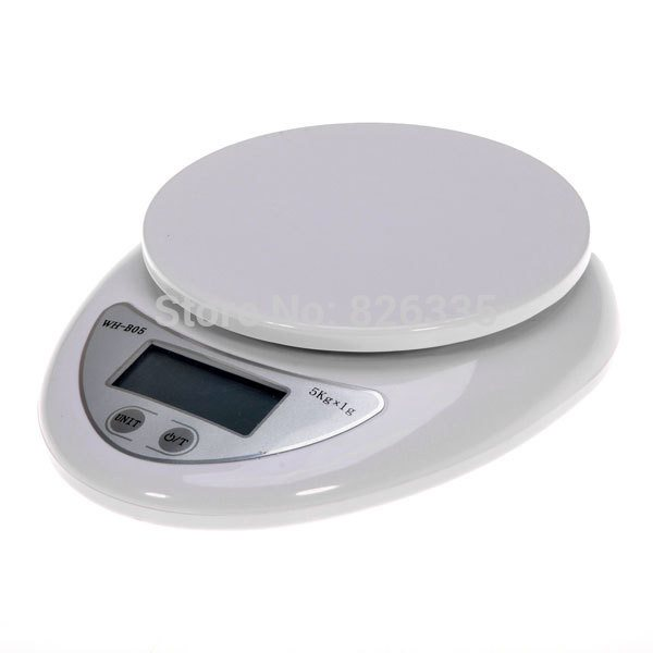 Kitchen - Electronic Kitchen Scale (5 Kg)