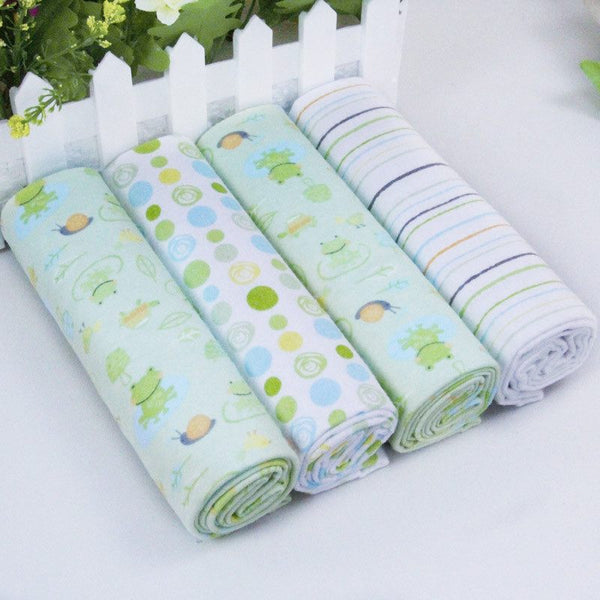 Nursery & Decor - Baby Crib Cotton Bedding, 4 Pieces