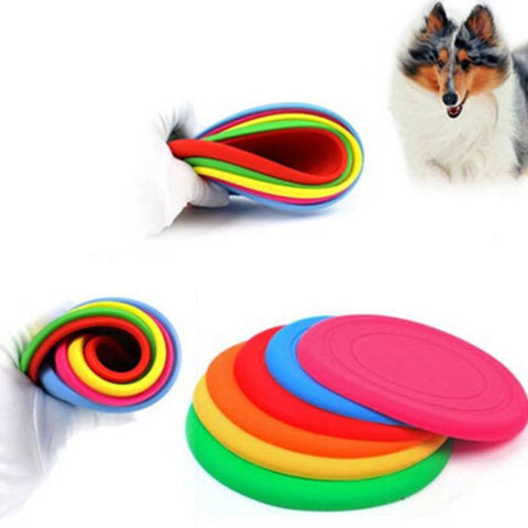Pet Toys - Flying Disc For Dogs