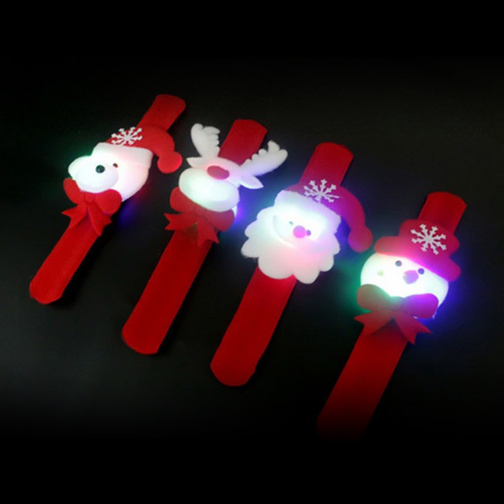 Party Christmas Wristbands