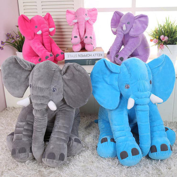 Elephant Plush Toy, 35 cm