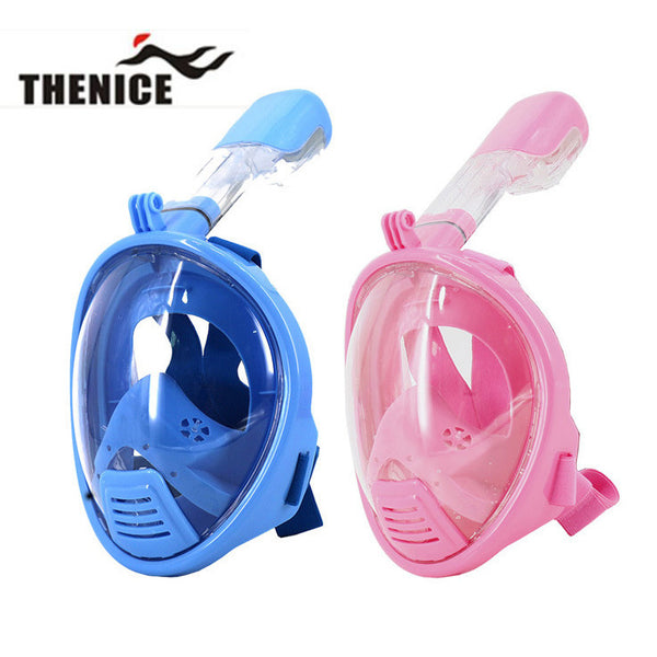 SNORKELING MASK (KIDS EDITION)