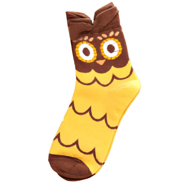 Cutest Owl Socks