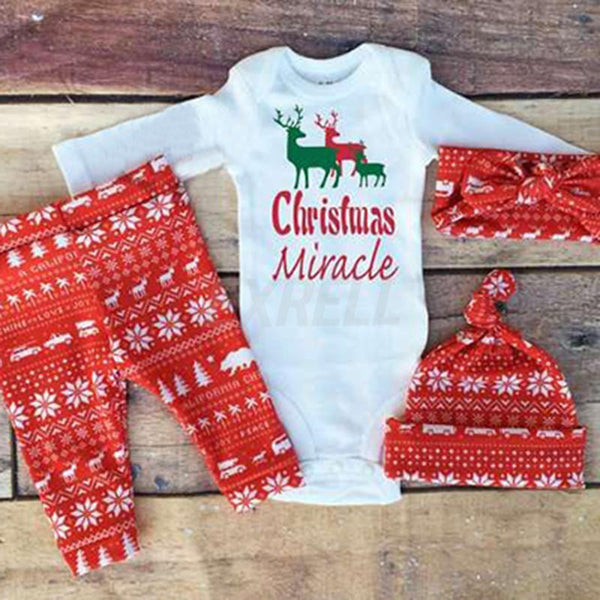 Christmas Miracle Set, 3-piece
