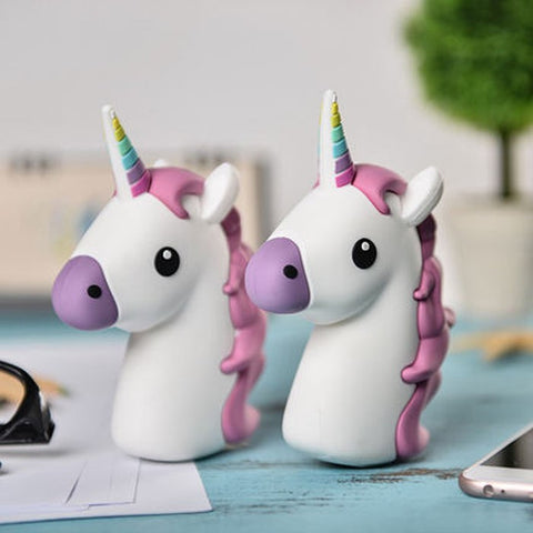 Magical Unicorn Portable Charger