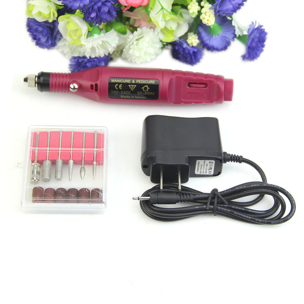Electric Mani-Pedi Drill Set