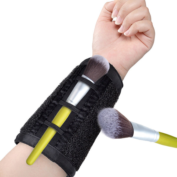 Arm Band Make Up Brush Cleaner