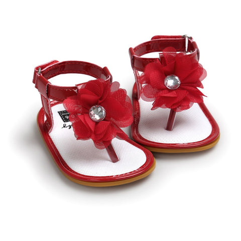 Infant Jewel Flower Sandal
