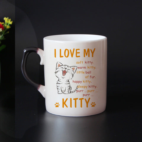 Tabby Enchanted Mug