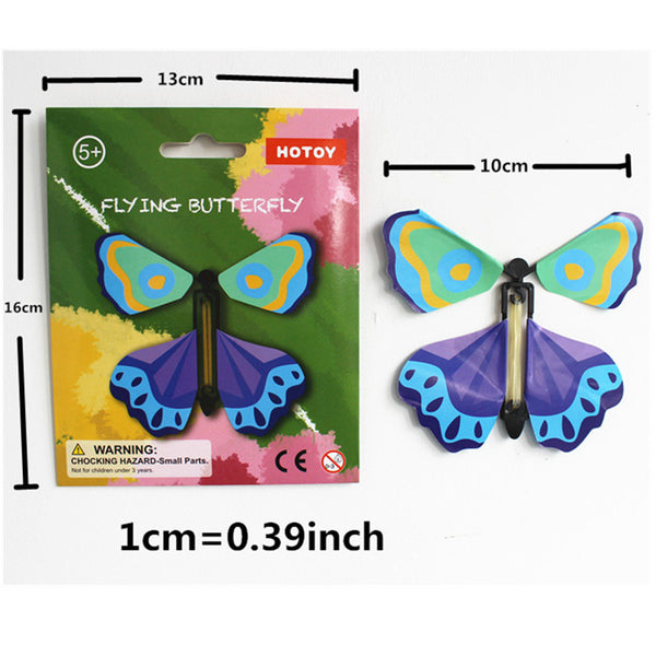 Surprise Magic Butterfly