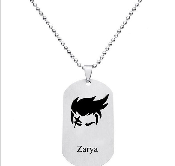 Overwatch Dog Tag