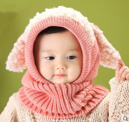 Cute Toddler Crochet Beanie