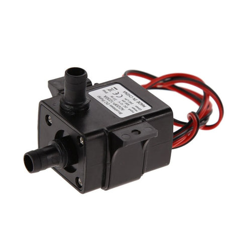 Pump - Ultra-quiet DC 12V 3M 240L/H Brushless Submersible Water Pump High Qualtiy Mini Electric Submersible Waterpump