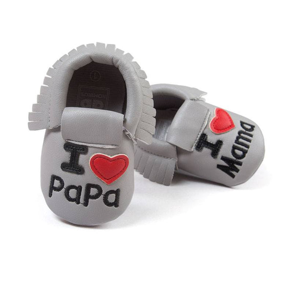 Shoes & Accessories - PU Leather Baby First Walkers (26 Different Colors)