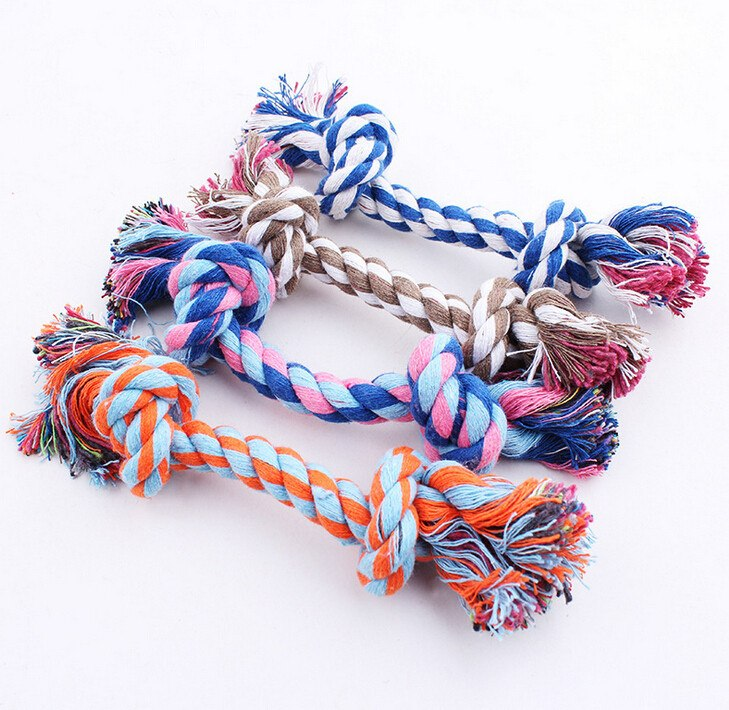 Toy - Braided Bone Dog Toy