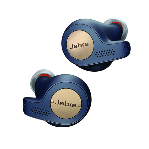Jabra Elite Active 65t Copper Blue Earbuds