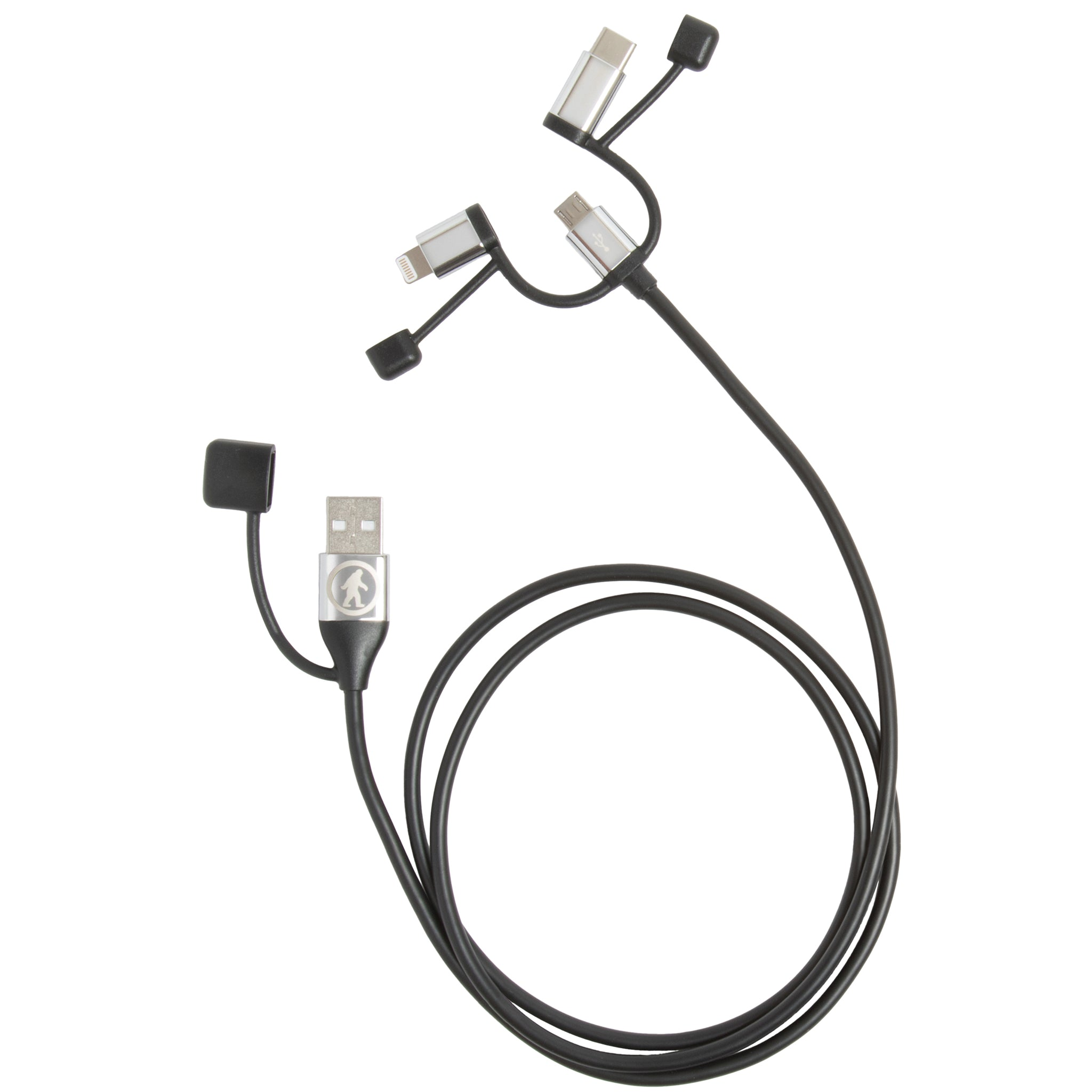 Image of Calamari Ultra - Lightning, USB C, & Micro USB Cable