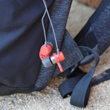 Makos - Wired Earbuds with Mic and Cushy Foam Tips