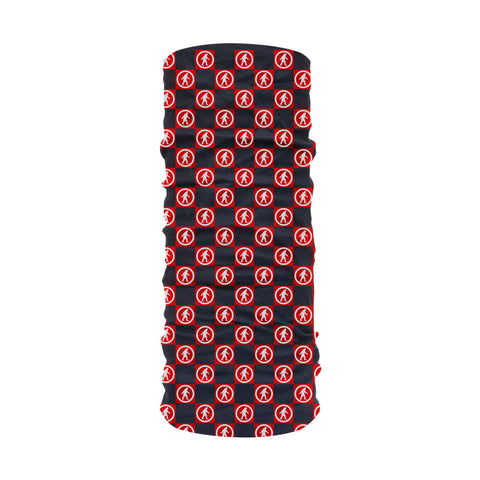 Yowie Logo Red - Arctic Yowie with Coolmax