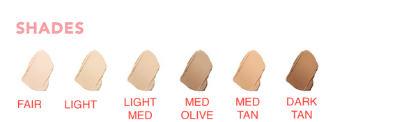 Adorn Organic Cream Foundation- Dark Tan