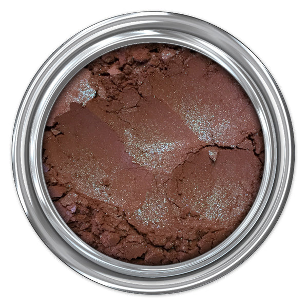 Concrete Minerals Loose Eyeshadow - Blood and Guts