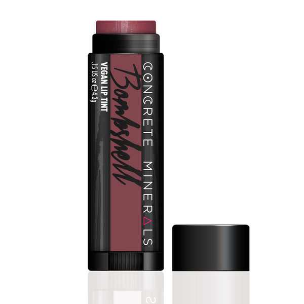 Concrete Minerals Lip Tint - Bombshell