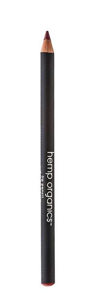 HempOrganics Lip Liner Pencil- Bordeaux
