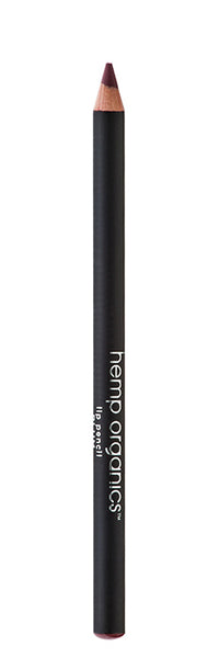 HempOrganics Lip Liner Pencil- Plum