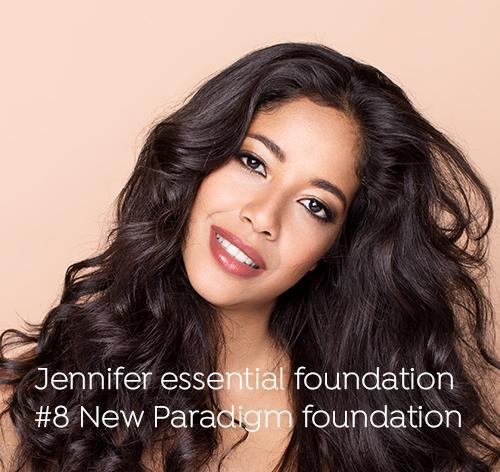 Sappho Organics Essential Foundation - Jennifer