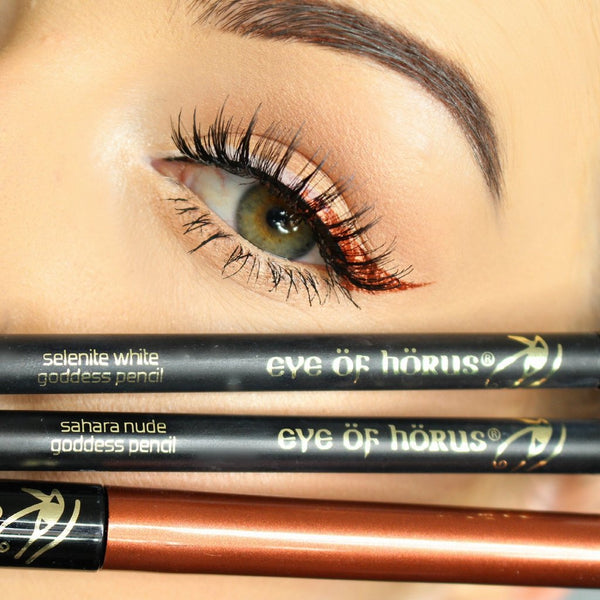 Eye of Horus Eye Pencil - Nude