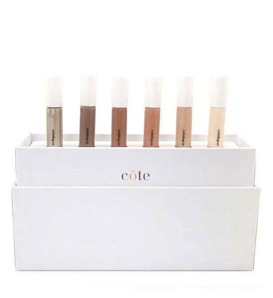 Côte Nail Color - Nude Traveler Set
