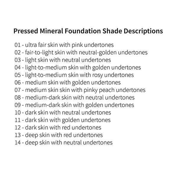 Clove & Hallow Pressed Foundation - 9