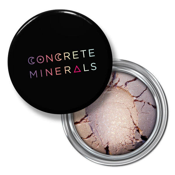 Concrete Minerals Loose Eyeshadow - Prude