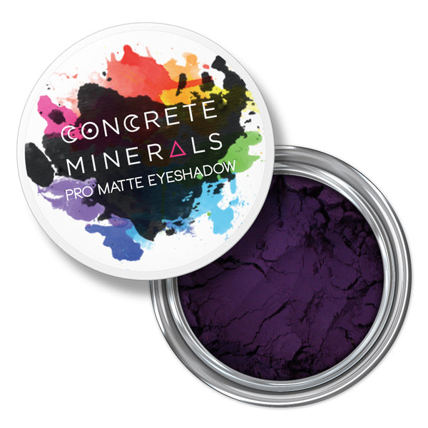 Concrete Minerals Matte Eyeshadow - Queen