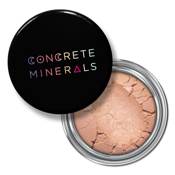 Concrete Minerals Loose Eyeshadow - Rocked