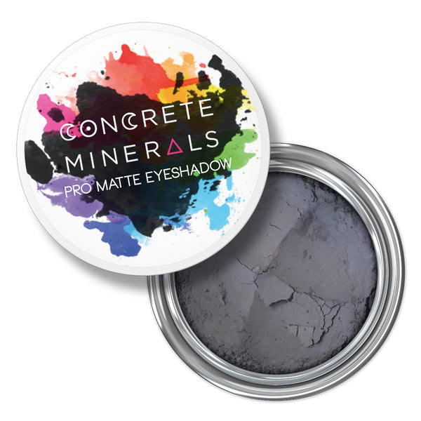 Concrete Minerals Matte Eyeshadow - Wednesday