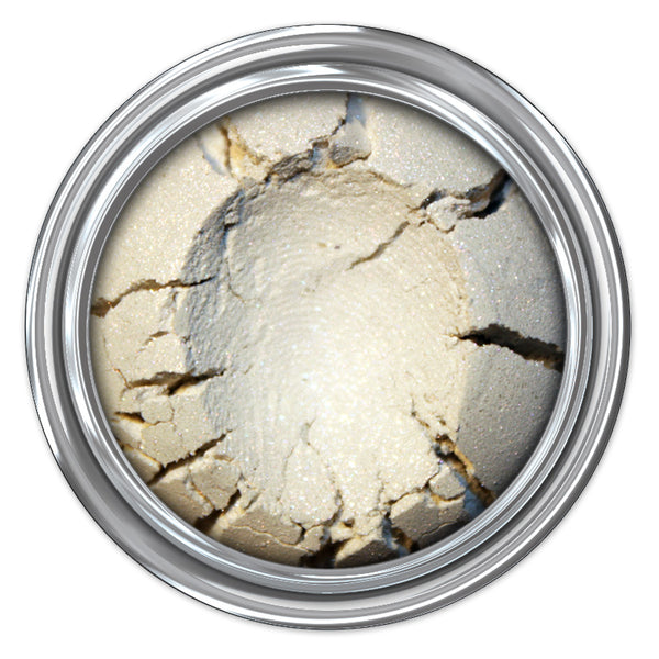 Concrete Minerals Loose Eyeshadow - White Rabbit