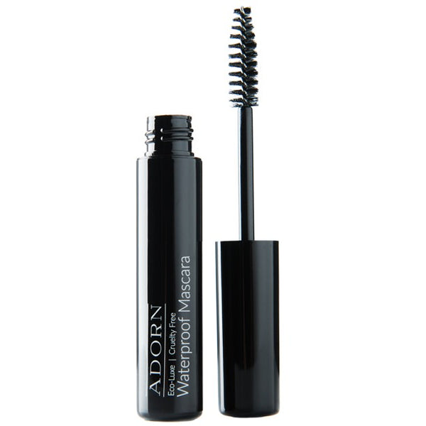 Adorn Volumising Waterproof Mascara - Black