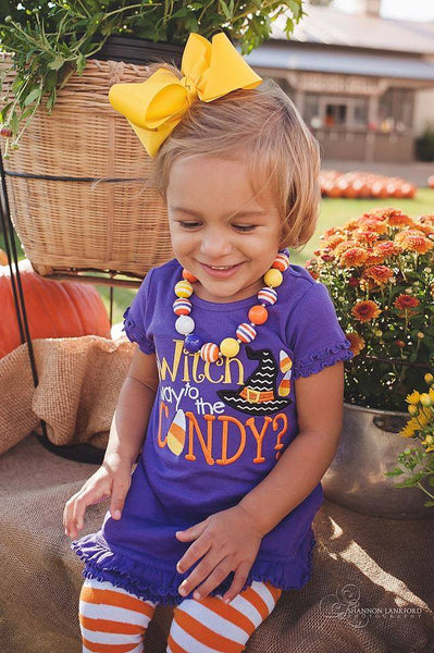 Witch Way To The Candy? Dress