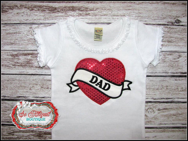 Dad Tattoo Shirt
