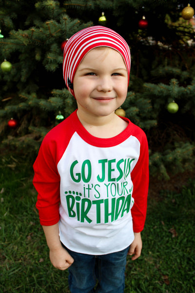 Go Jesus It's Your Birthday Shirt