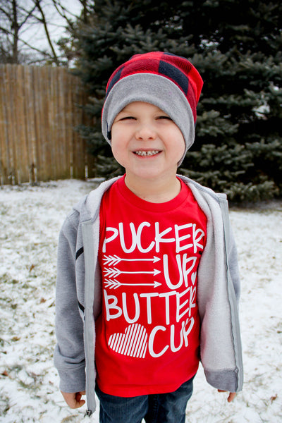 Pucker Up Buttercup Shirt