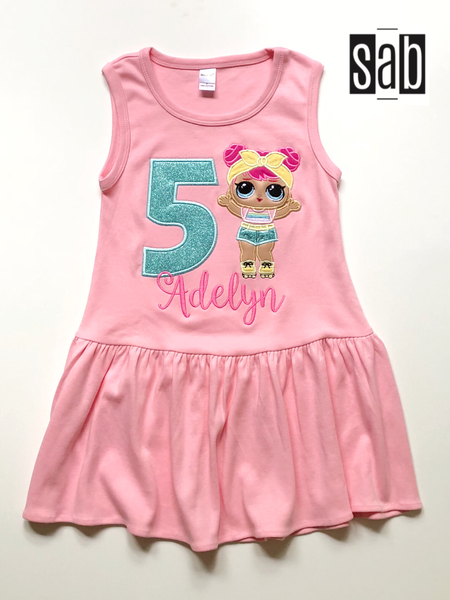 Custom Birthday Dress
